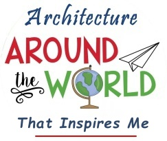 Join Sarah on her travels and marvel at the different archictectural types found throughout the world.